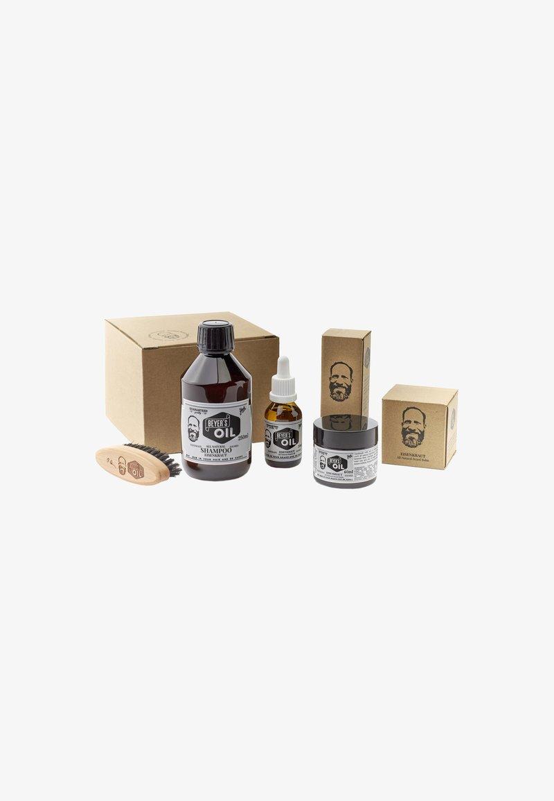 Beyer's Oil - BOXXX (COMPLETE-SET) - Shaving set - -