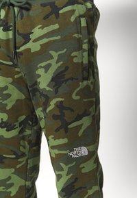 The North Face - MEDIUM - Pantaloni sportivi - olive - 6