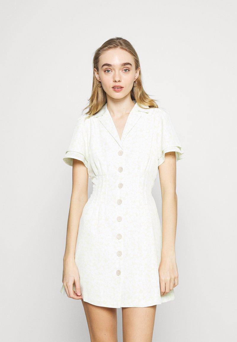 Fashion Union - CAMERON DRESS - Shirt dress - multi