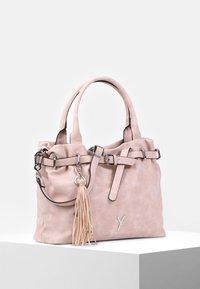 ROMY BASIC - Handbag - old rose