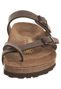 Birkenstock - MAYARI - T-bar sandals - mocca - 3