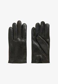 BOSS - GLOFE - Gloves - black - 0