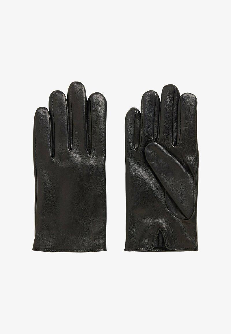 BOSS - GLOFE - Gloves - black