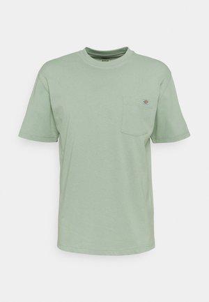 PORTERDALE POCKET TEE - Basic T-shirt - jadeite