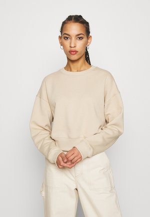 AMY - Sweatshirts - beige