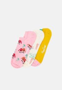 Happy Socks - CHERRY MATES 3 PACK UNISEX - Socks - multi - 0