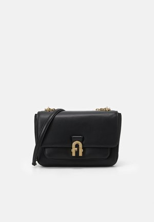 COSY SHOULDER BAG - Torba na ramię - nero