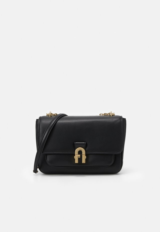 COSY SHOULDER BAG - Umhängetasche - nero