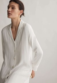 OYSHO - Nightie - white - 4