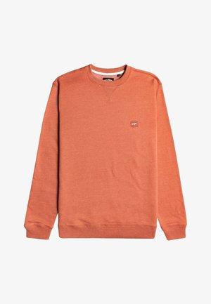 Sweatshirt - sangria