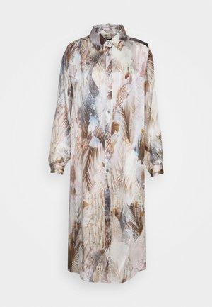 ASIA DRESS - Shirt dress - beige