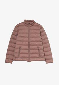C&A - Down jacket - dark pink - 3
