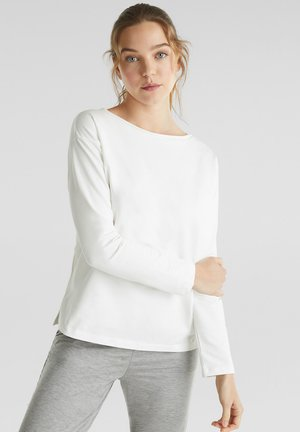 Nattøj trøjer - off white