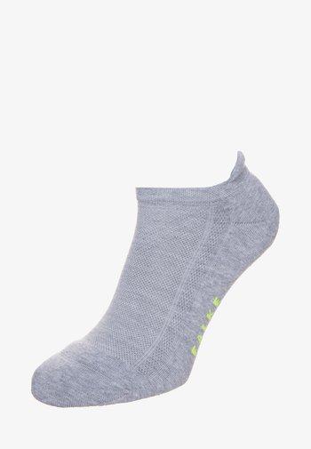 Trainer socks - light grey