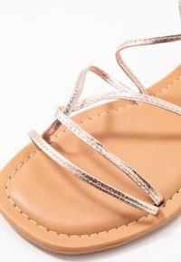 New Look - FINE - Sandales - rose gold - 2