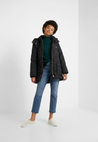 J.CREW - CHATEAU PUFFER - Winter coat - black - 1