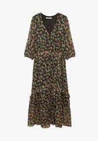 Violeta by Mango - GARDEN - Day dress - schwarz - 5