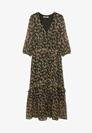 GARDEN - Day dress - schwarz