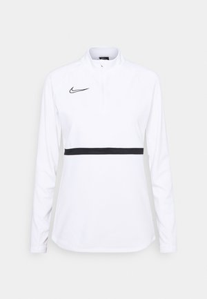 DRY ACADEMY 21 - Sweatshirt - white/black