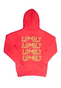 SEXFORSAINTS - LOVELY/LONELY - Hoodie - metallic red - 6