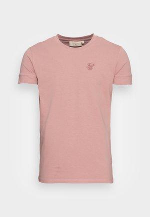 SMART ESSENTIALS TEE - Camiseta básica - dusty pink