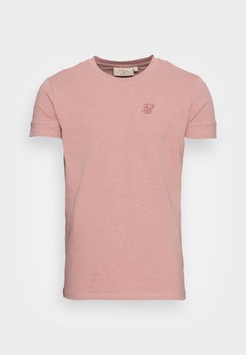 SMART ESSENTIALS TEE - T-shirt basic - dusty pink