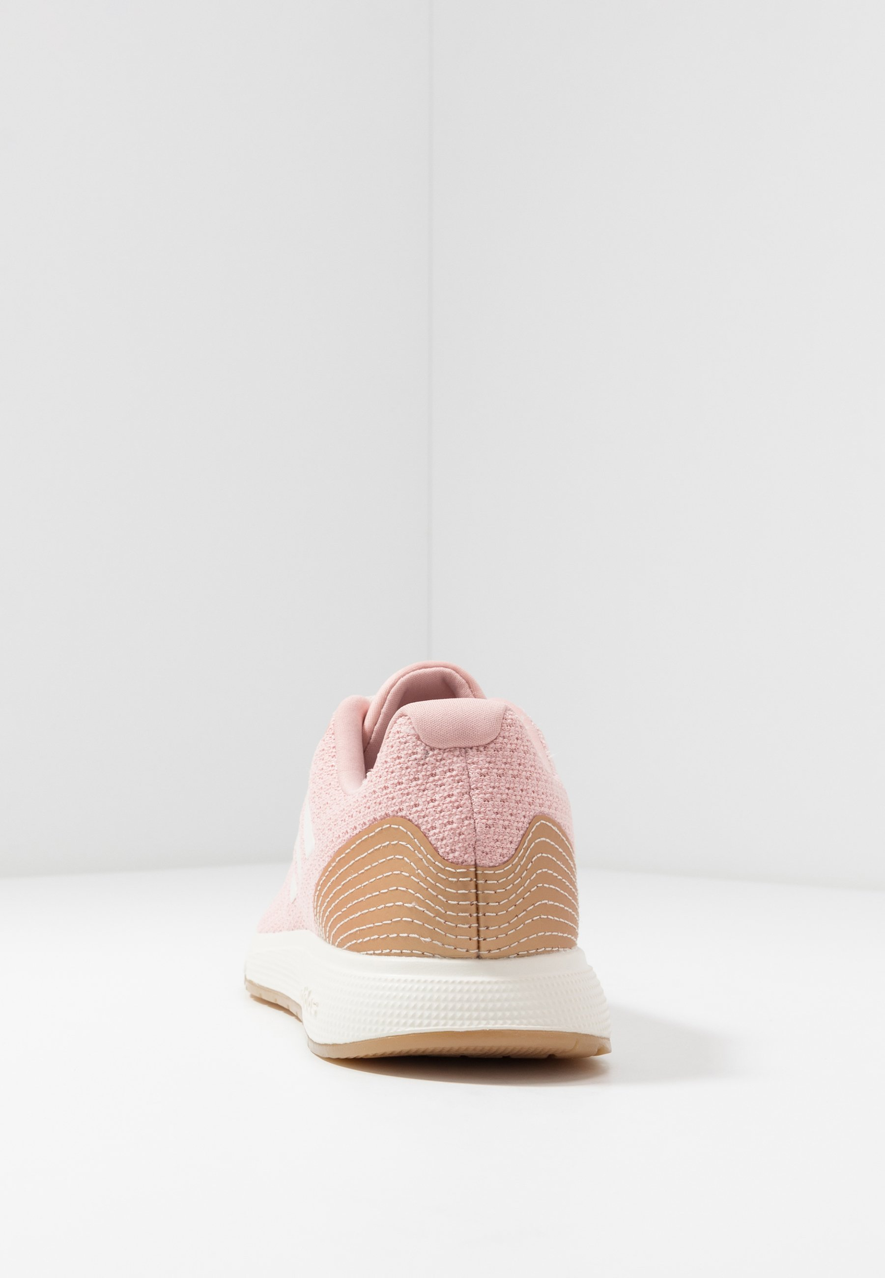 adidas Performance SOORAJ - Neutral running shoes - pink spice/clear white/tagome