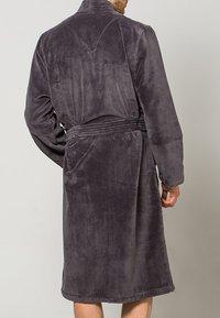 CAWÖ - LAGO  - Dressing gown - anthrazit - 2