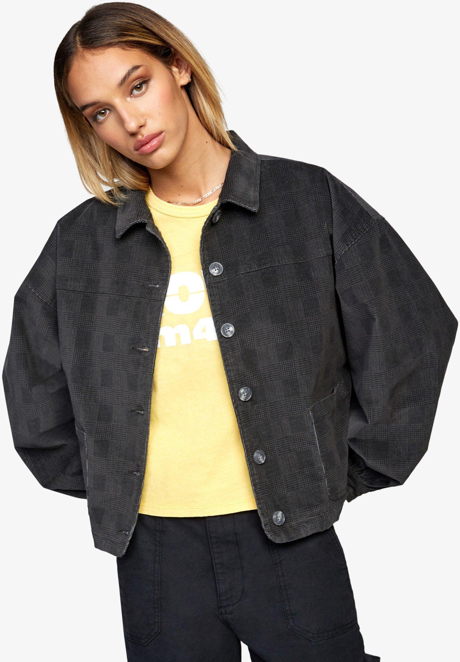 Damen Leichte Jacke