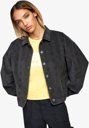 Summer jacket - pirate black