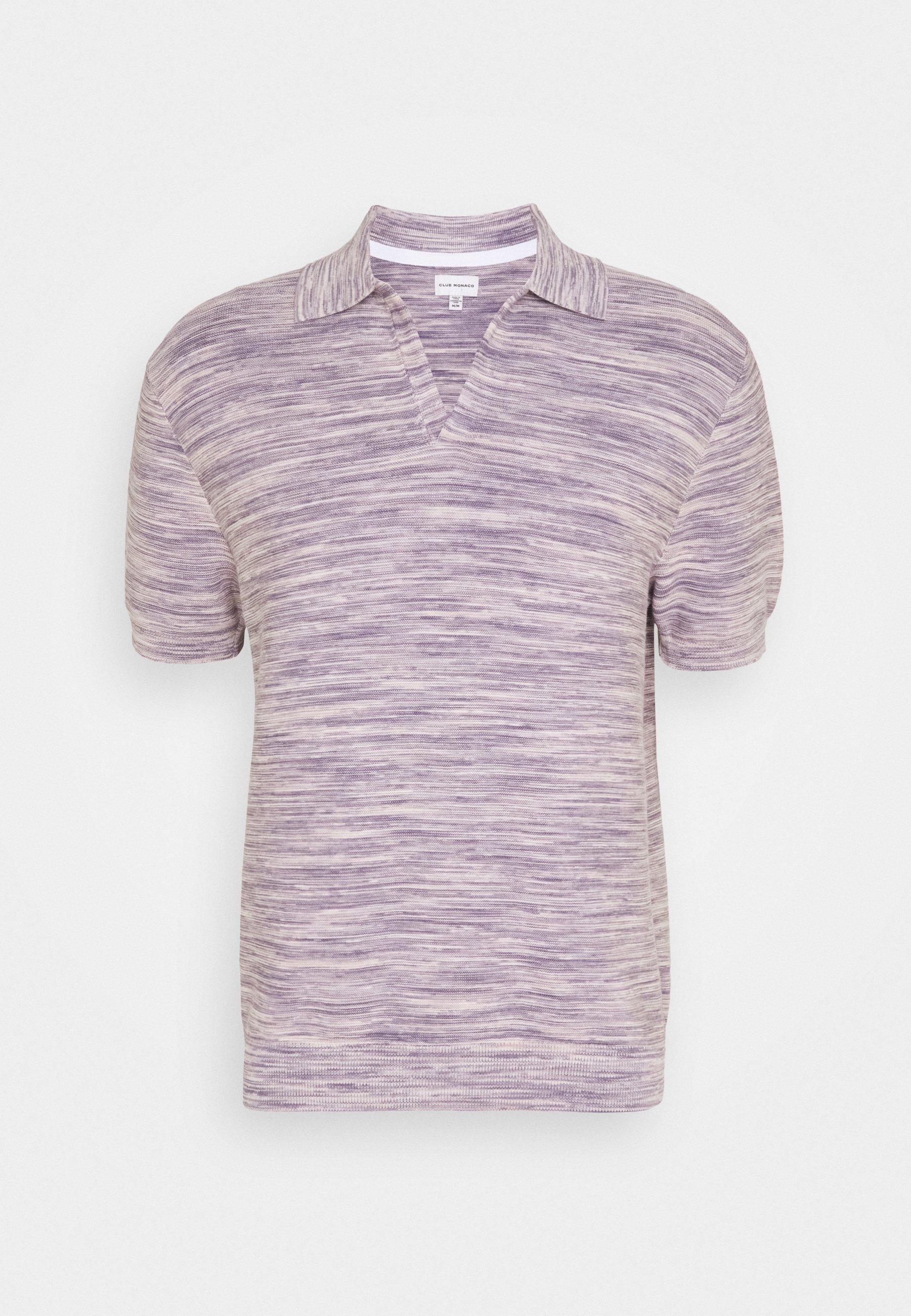 Club Monaco Polo - purple
