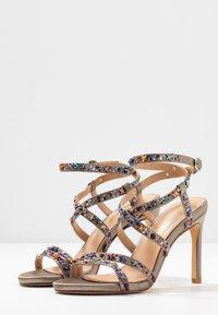 Alma en Pena - Sandaler med høye hæler - pewter - 4