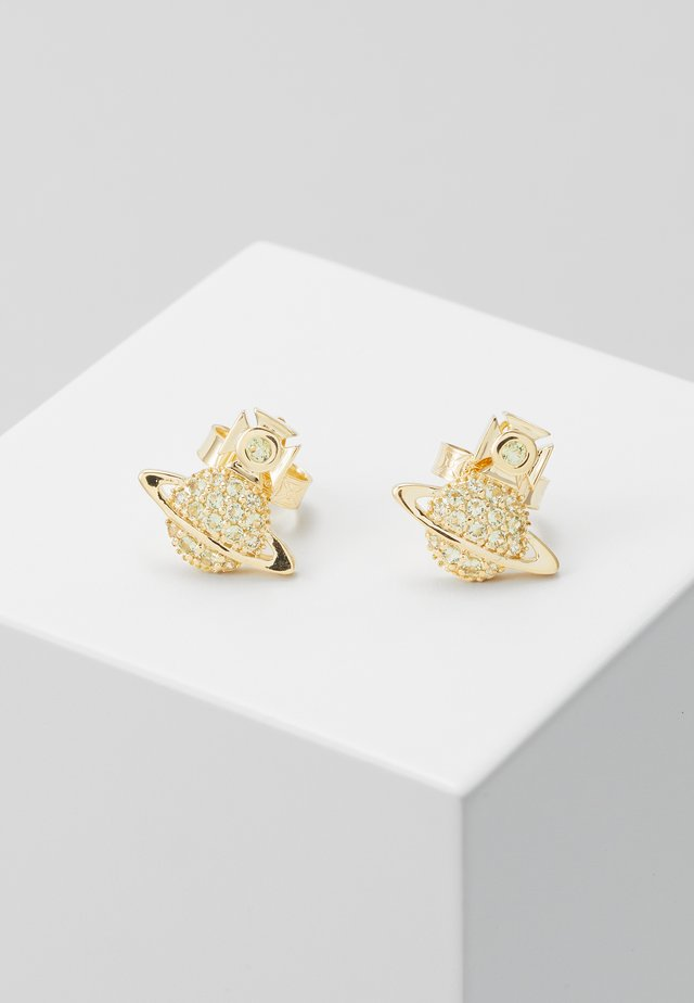 TAMIA EARRINGS - Oorbellen - gold-coloured
