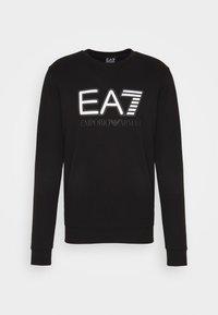 EA7 Emporio Armani - Mikina - black - 3