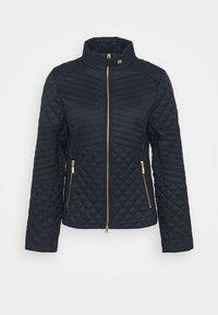 Barbour International - FORMATION QUILT - Light jacket - dark navy - 0