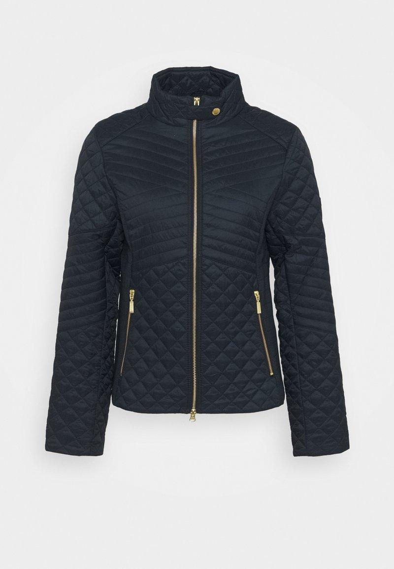 Barbour International - FORMATION QUILT - Light jacket - dark navy