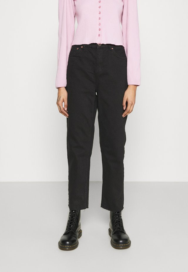 PAX - Straight leg jeans - clean black