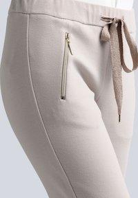 Alba Moda - Tracksuit bottoms - beige - 4