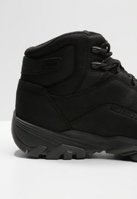 Merrell - COLDPACK ICE MID WATERPROOF - Hiking shoes -  black - 5