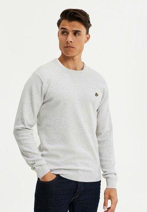 Sweter - white