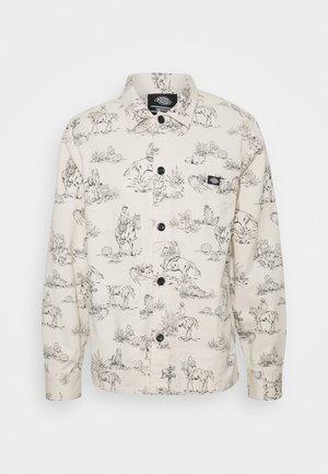 SIBLEY - Camisa - ecru