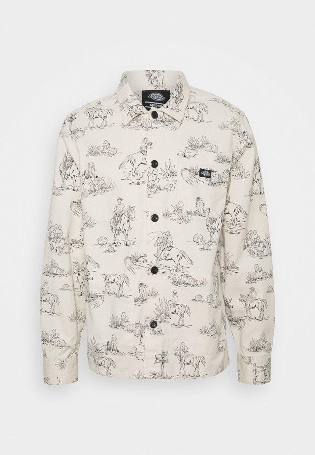 SIBLEY - Shirt - ecru