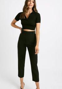 Kookai - DELTA - Trousers - z-noir - 0