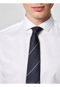 Selected Homme - PELLE - Camicia elegante - white - 2