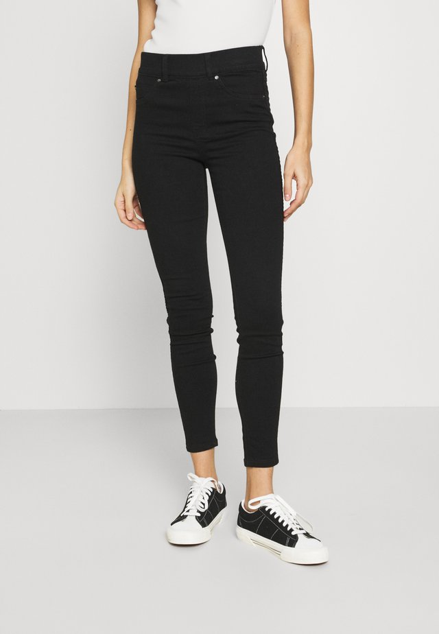 CLEAN - Jeans Skinny Fit - clean black