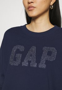 GAP - SHINE - Sudadera - navy uniform - 4