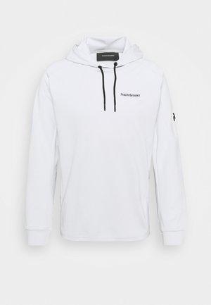 TECH DRY HOOD - Långärmad tröja - antarctica