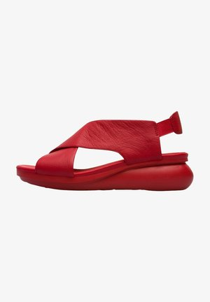 Sandalias - red