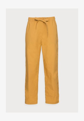PANTS - Trousers - sweet corn