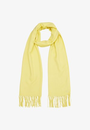 Scarf - light yellow